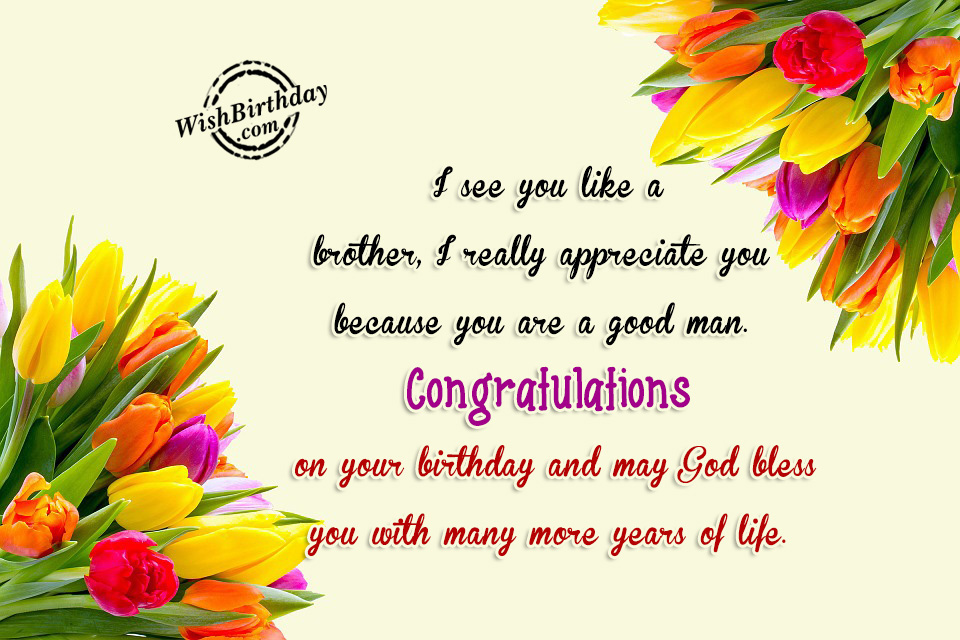 Congratulations On Your Birthday