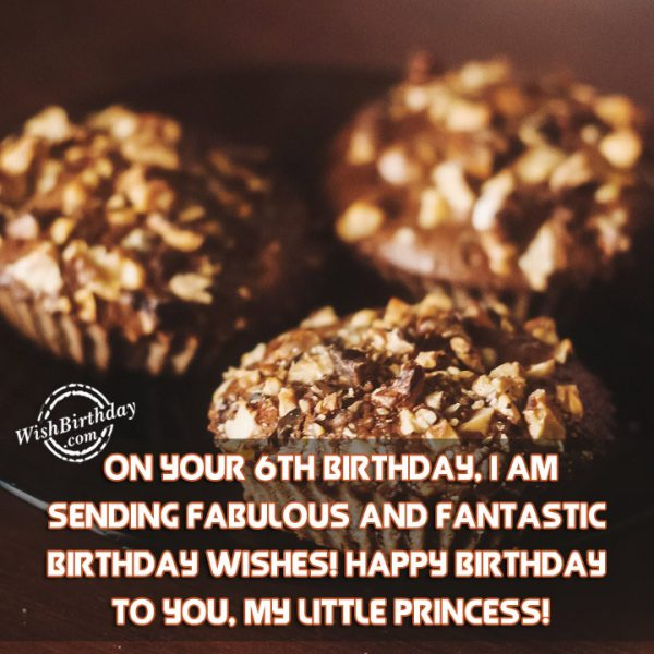 I Am Sending Fabulous Birthday Wishes-wb6107