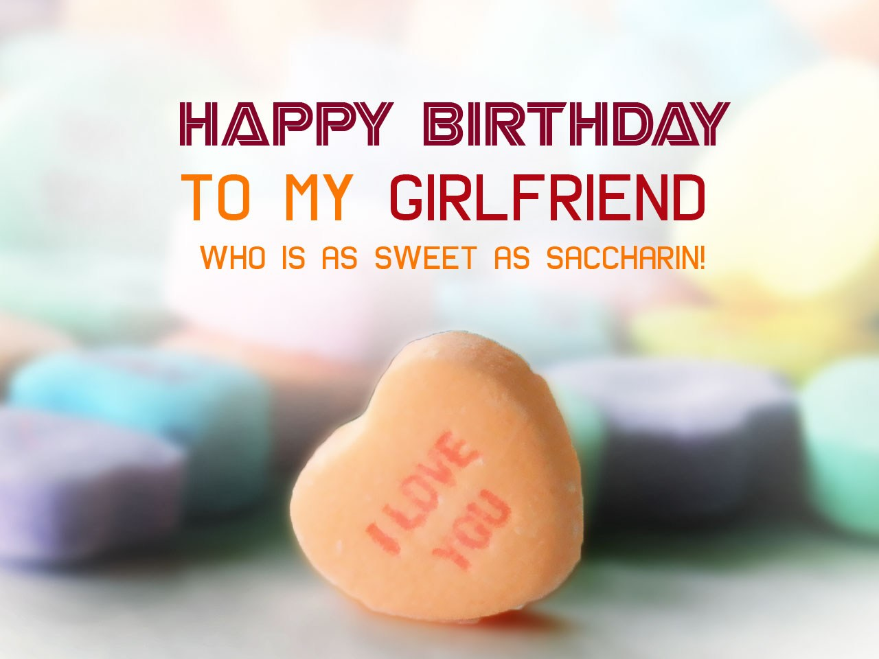 Best Wishes For Birthday Girl Friend : Birthday wishes for girlfriend images pictures