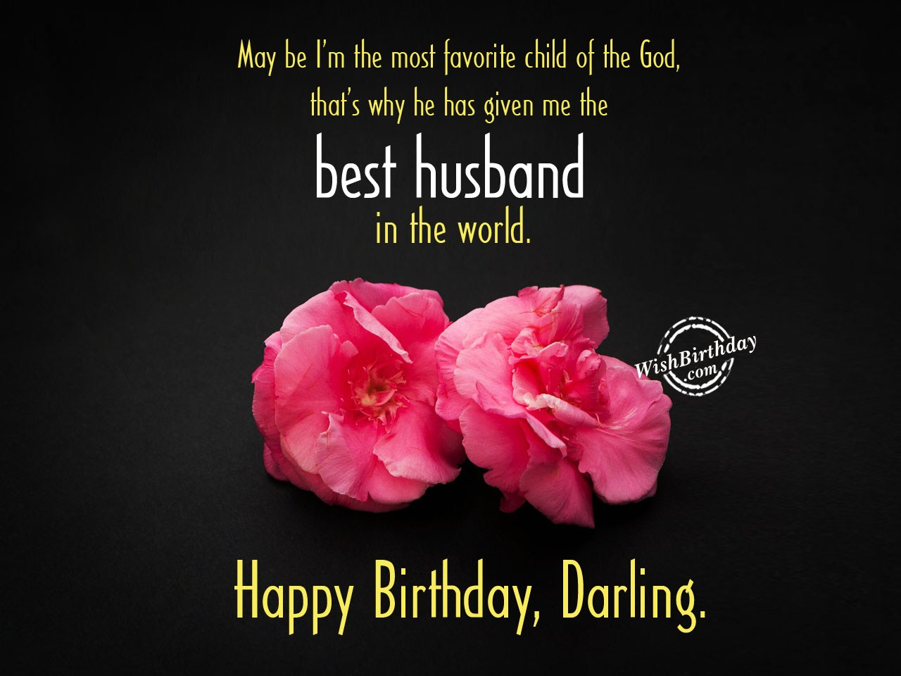 Birthday Wishes For Husband Birthday Images Pictures – Birthday Greeting Cards for Husband