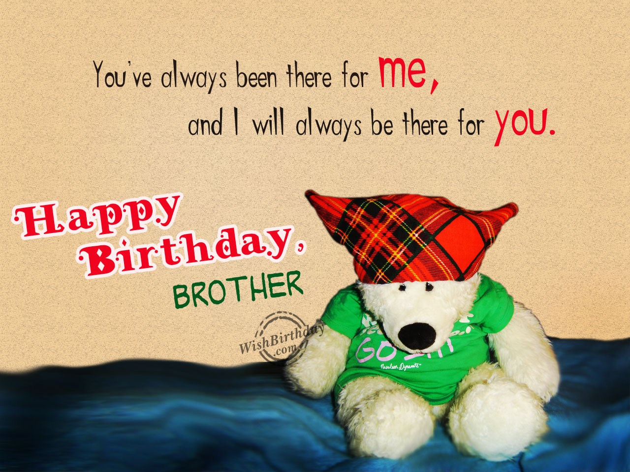 Birthday wishes for brother birthday images pictures happy birthday brother you have always been m4hsunfo Images