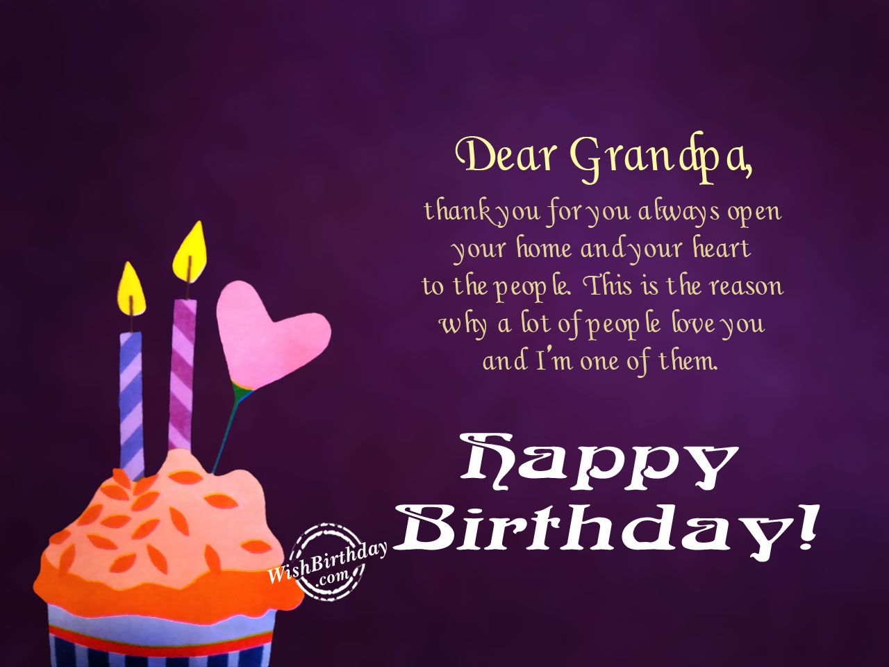 Birthday greetings to grandfather images greeting card examples birthday wishes for grandfather birthday images pictures his is the reason why a lot of people bookmarktalkfo Gallery