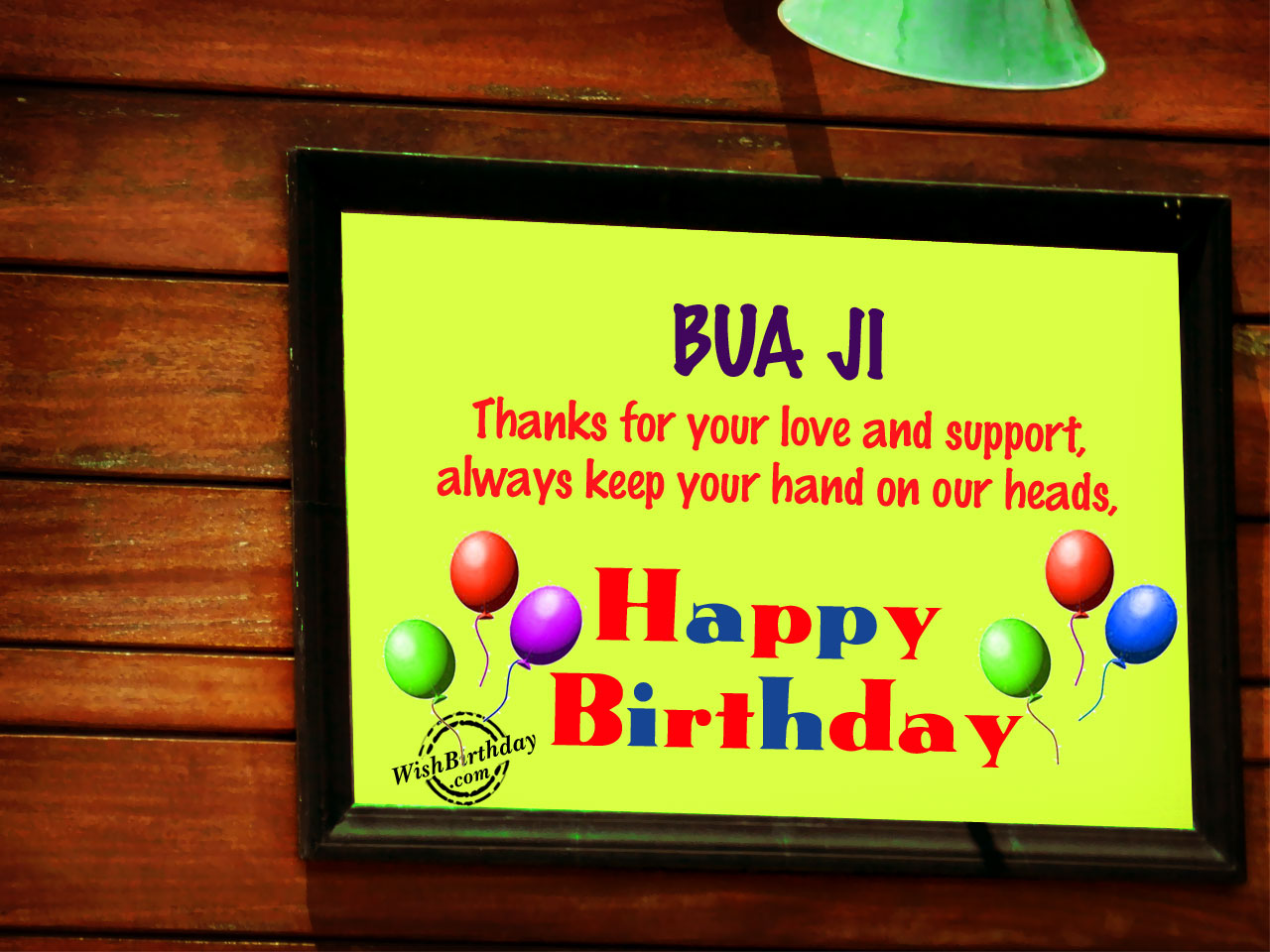 Birthday wishes for bua ji birthday images pictures thanks for your love and support bua jihappy birthday bookmarktalkfo Image collections
