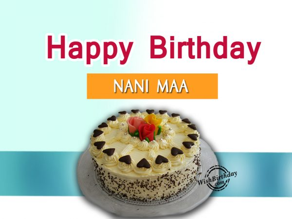 You should be super nani,Happy Birthday Nani
