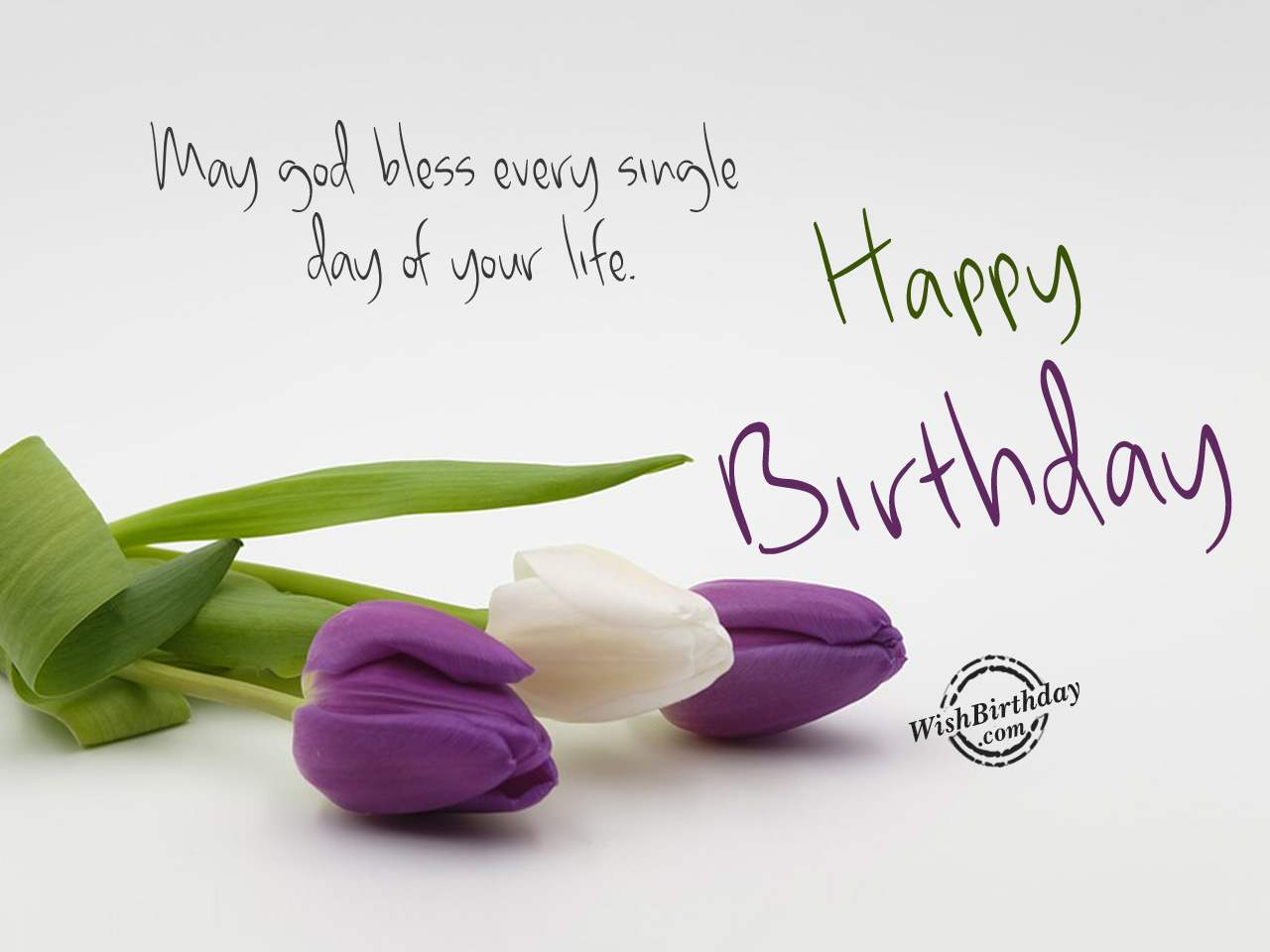 happy birthday may god bless you May god bless you, Happy Birthday   WishBirthday.com happy birthday may god bless you
